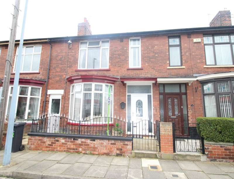 3 Bedrooms Property for sale in Addison Road, Middlesbrough, TS5