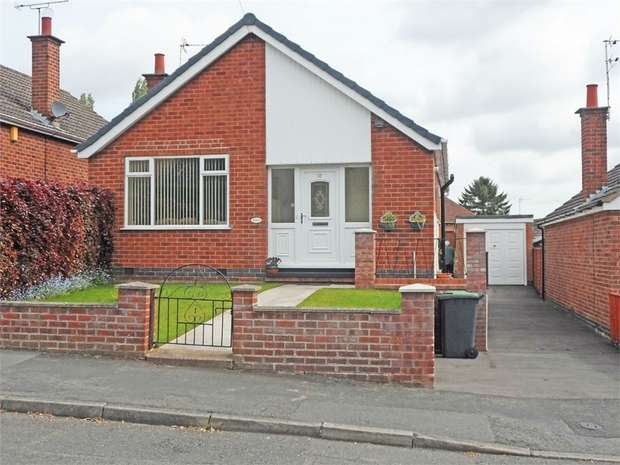 2 Bedrooms Detached House for sale in Harcourt Crescent, Nuthall, Nottingham
