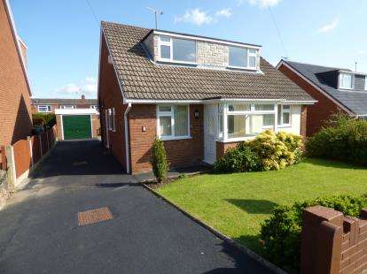 4 Bedrooms Detached House for sale in Larchwood Road, Borras, Wrexham, LL12