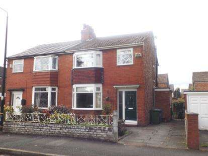 3 Bedrooms Semi Detached House for sale in Gorse Avenue, Stretford, Manchester, Greater Manchester