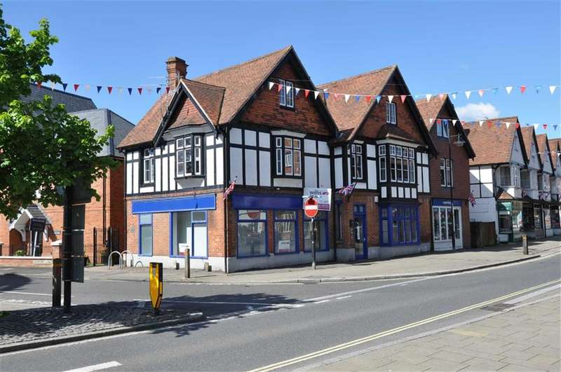 Property for sale in High Street, Lyndhurst, Hampshire
