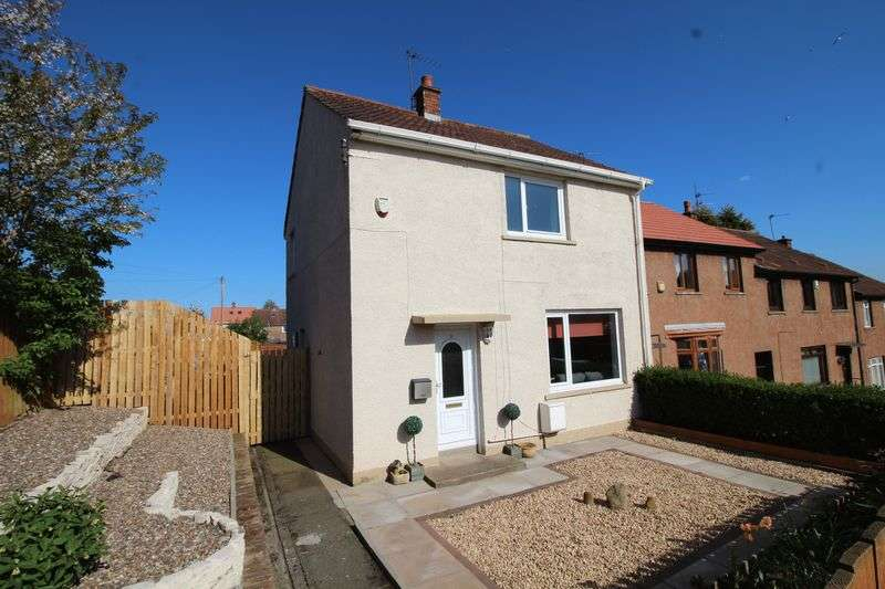2 Bedrooms Terraced House for sale in Valley Gardens, Kirkcaldy