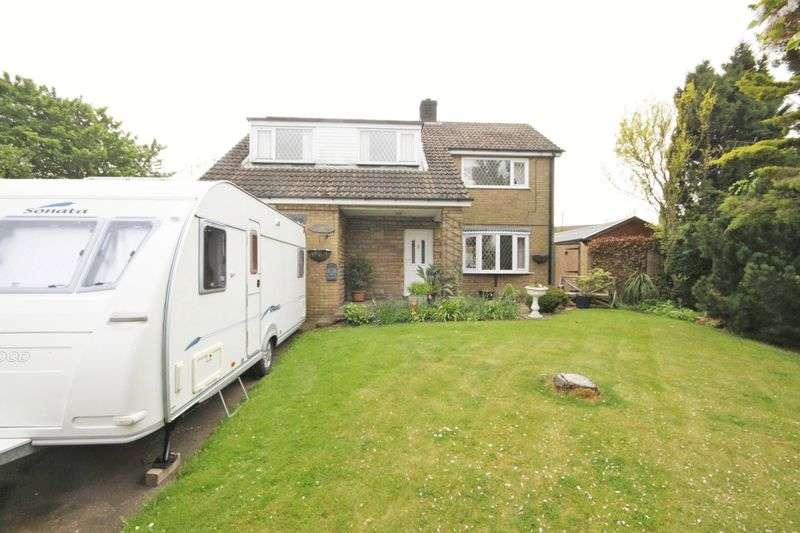 3 Bedrooms Detached House for sale in PRIMITIVE CHAPEL LANE, SOUTH KILLINGHOLME
