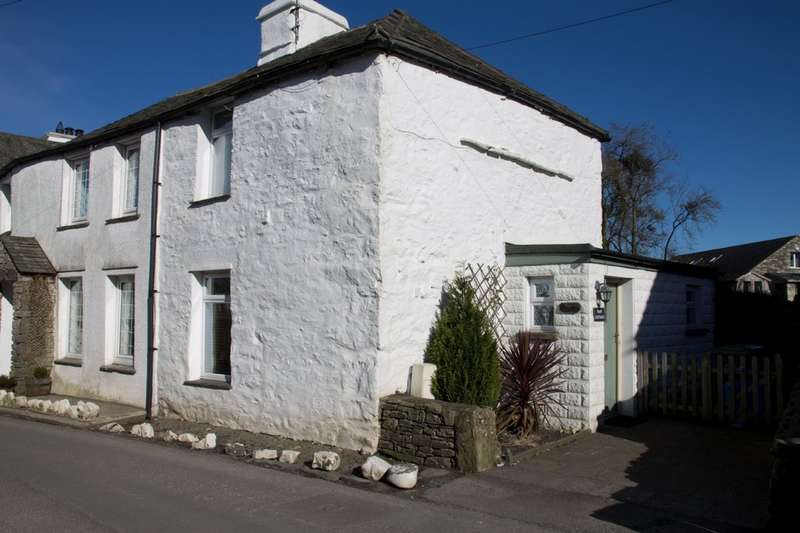 2 Bedrooms Cottage House for sale in Toby Cottage, 1 Park Cottages, Natland, Kendal, Cumbria, LA9 7QQ