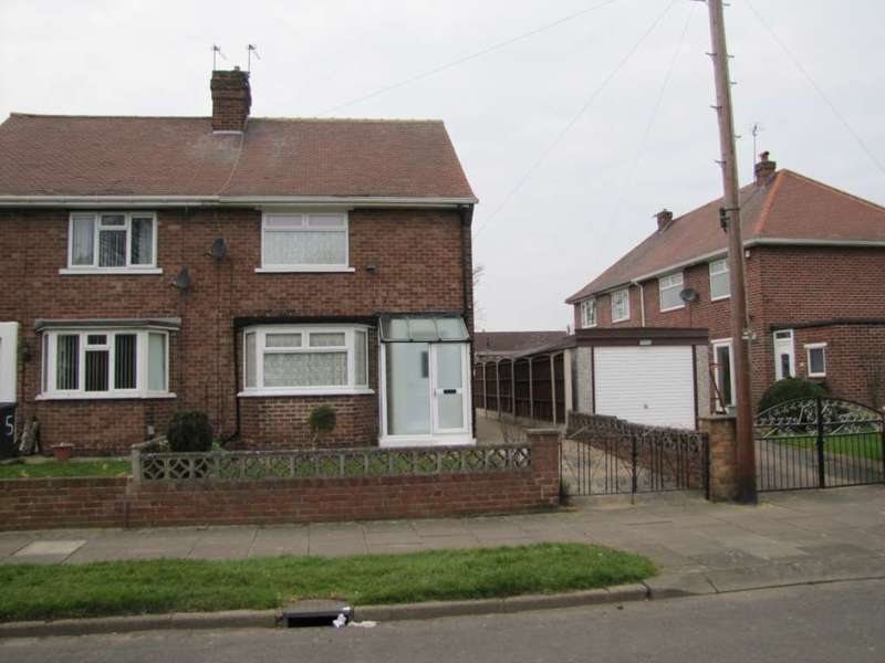 2 Bedrooms Semi Detached House for sale in Longfellow Rd, Balby