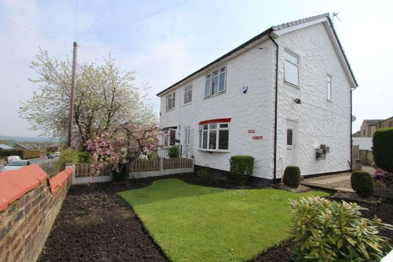 3 Bedrooms Semi Detached House for sale in Moorside, Cleckheaton