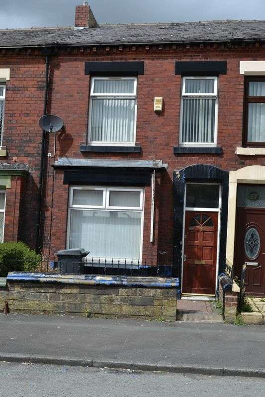 2 Bedrooms Terraced House for sale in Redgrave Street, Greenacres, Oldham