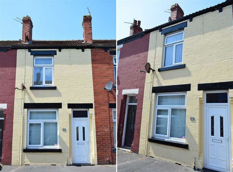 2 Bedrooms Terraced House for sale in Frederick Street, Blackpool, FY4 3BQ