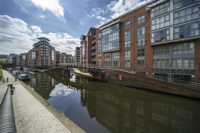 2 Bedrooms Property for sale in King Edwards Wharf, 25 Sheepcote Street, Birmingham