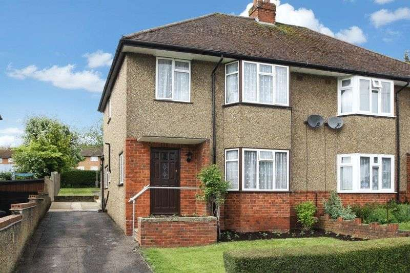 3 Bedrooms Semi Detached House for sale in Melbourne Road, High Wycombe