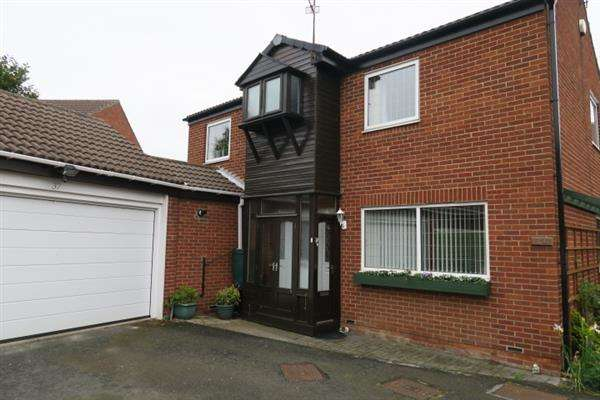 4 Bedrooms Detached House for sale in Mitchell Gardens, South Shields