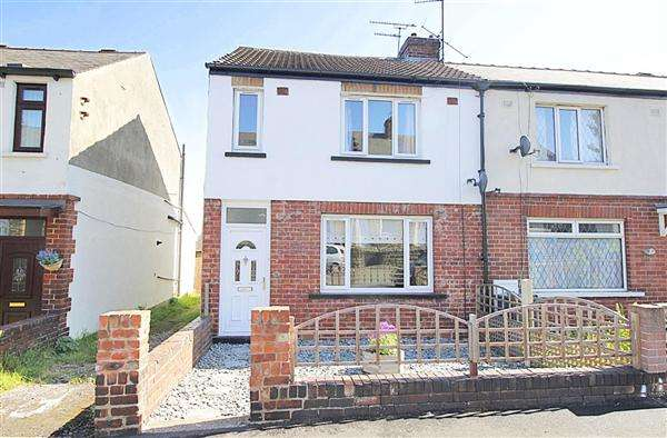 3 Bedrooms End Of Terrace House for sale in Driver Street, Sheffield