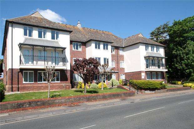 2 Bedrooms Retirement Property for sale in Nordseter Lodge, Sea Lane, Rustington, West Sussex, BN16