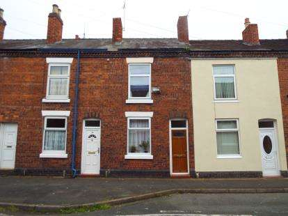 2 Bedrooms House for sale in Casson Street, Crewe, Cheshire
