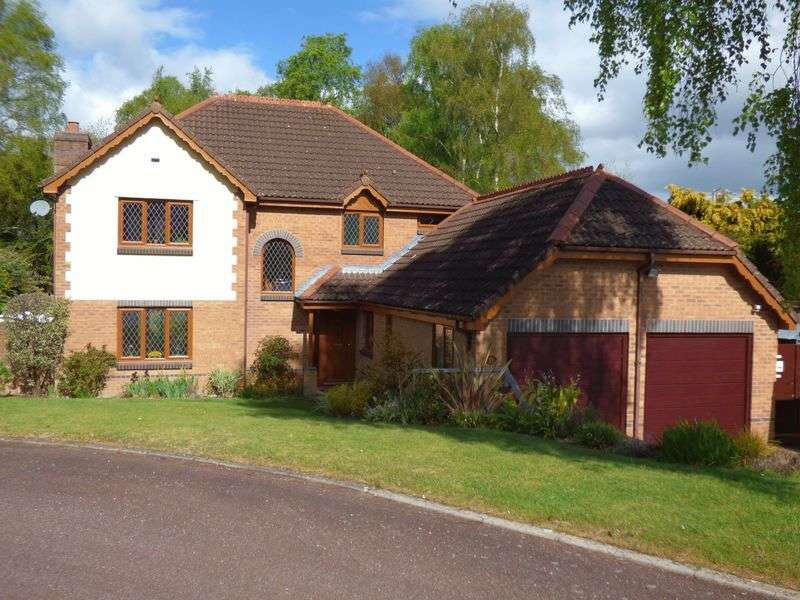 5 Bedrooms Detached House for sale in Alder Close, Aller Park, Newton Abbot