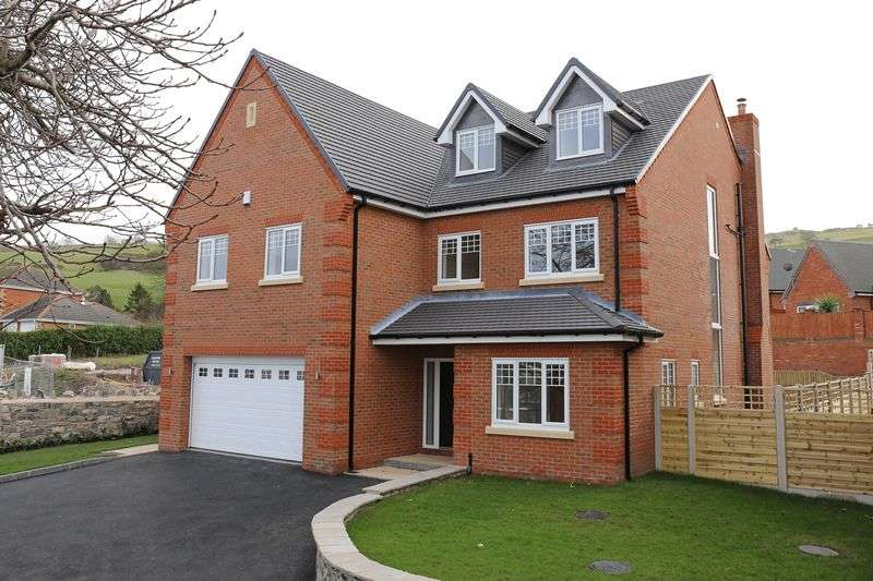 5 Bedrooms Detached House for sale in Gronant Lodge, Gronant Road, Prestatyn