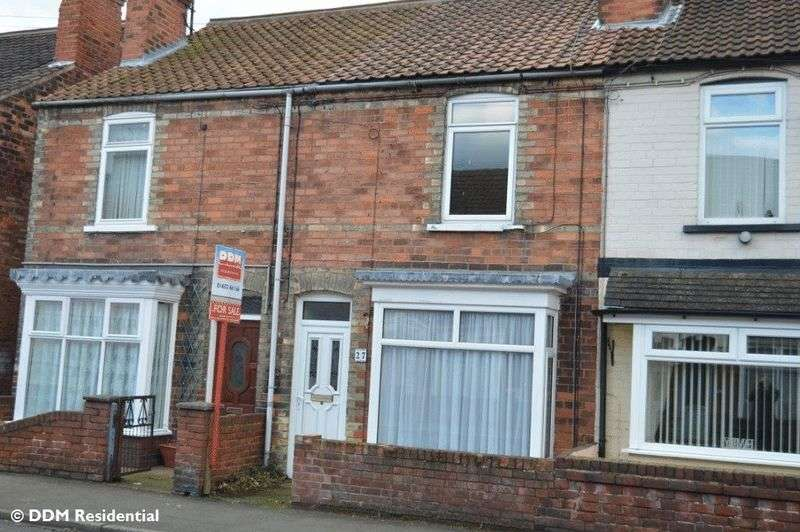3 Bedrooms Terraced House for sale in Queens Avenue, Barton-Upon-Humber