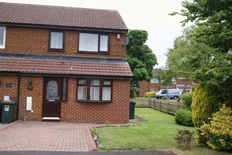 3 Bedrooms House for sale in Amberley Chase, Killingworth, Newcastle Upon Tyne