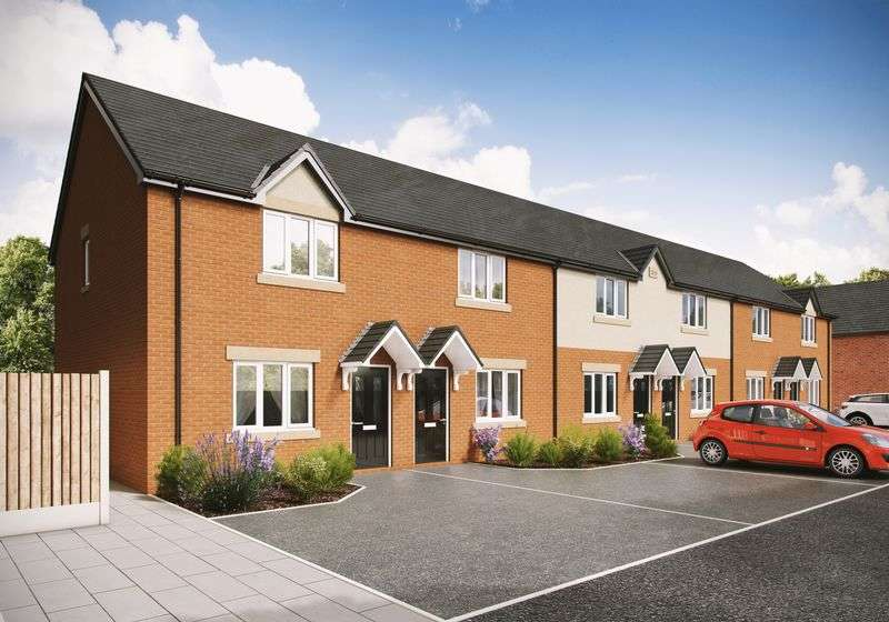3 Bedrooms Mews House for sale in Stockley Mews Plot 1, Worsley Street, Golborne, WA3 3AG