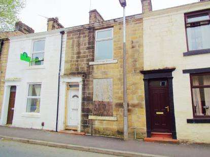 2 Bedrooms Terraced House for sale in Wood Street, Darwen, Lancashire, BB3