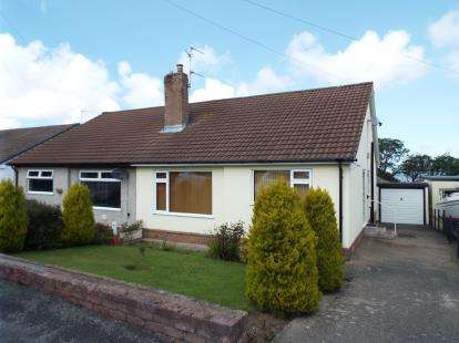 2 Bedrooms Bungalow for sale in Penrho Estate, Mostyn, Holywell, Flintshire, CH8