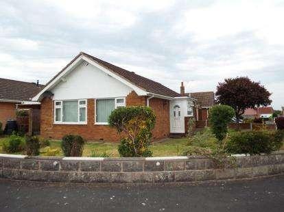 3 Bedrooms Bungalow for sale in Canolblas Avenue, Bodelwyddan, Rhyl, Denbighshire, LL18