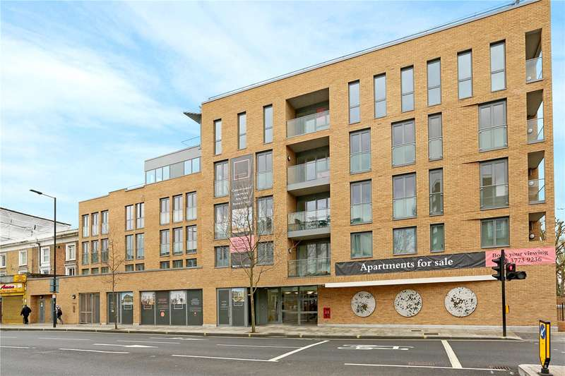 2 Bedrooms Flat for sale in Sharp House, 87 Goldhawk Road, London, W12