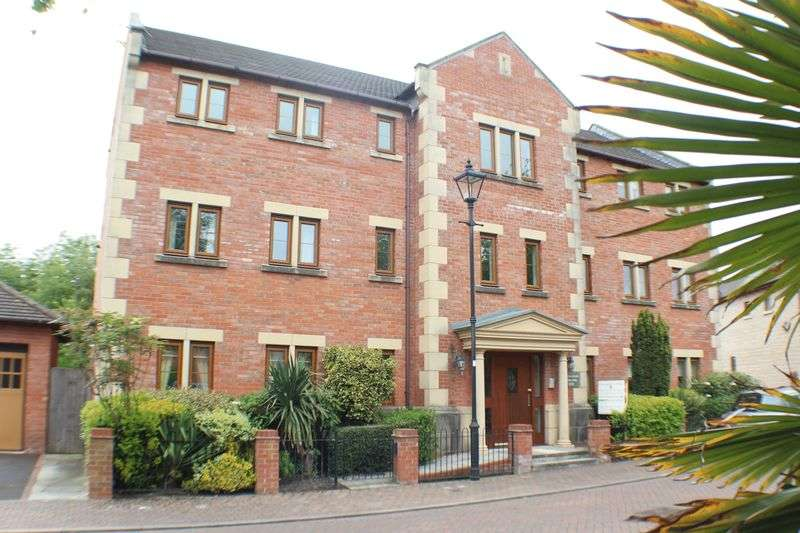 2 Bedrooms Flat for sale in Guinea Hall Close, Southport