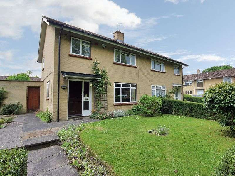 3 Bedrooms Semi Detached House for sale in Early Commons, Three Bridges, Crawley, West Sussex
