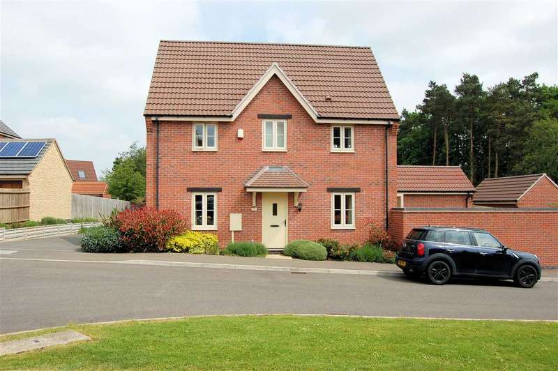 3 Bedrooms Detached House for sale in Darwin Court, Colsterworth