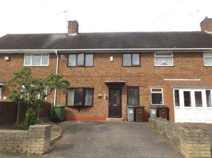 3 Bedrooms Terraced House for sale in Over Green Drive, Birmingham, West Midlands