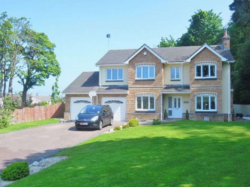 4 Bedrooms Detached House for sale in Queens Valley, Ramsey, IM8 1NG