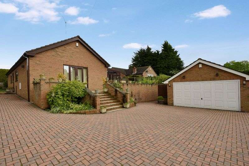 3 Bedrooms Detached Bungalow for sale in The Abbes Close, Burghwallis