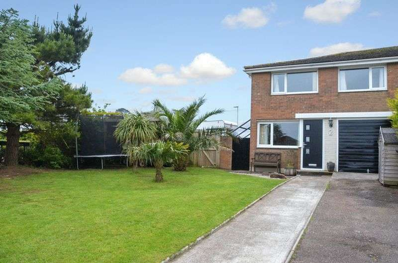 3 Bedrooms Terraced House for sale in RADDICOMBE CLOSE BRIXHAM