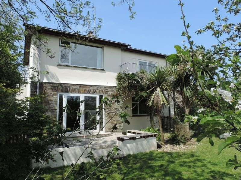 5 Bedrooms Detached House for sale in Playing Place, Near Truro