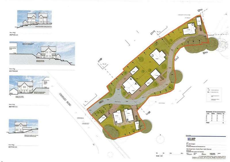 Land Commercial for sale in Chorley Road, Heath Charnock, Chorley, Lancashire