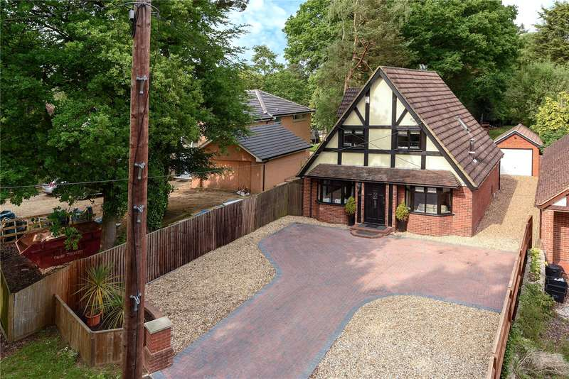 3 Bedrooms Detached House for sale in Kiln Ride, Finchampstead, Wokingham, Berkshire, RG40
