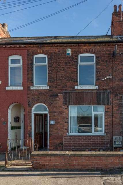 2 Bedrooms Terraced House for sale in Station Road, Retford, Nottinghamshire, DN22