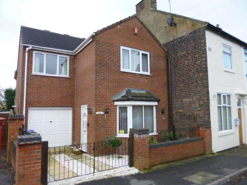 4 Bedrooms Detached House for sale in Fenpark Road, Fenpark, Stoke-On-Trent, ST4
