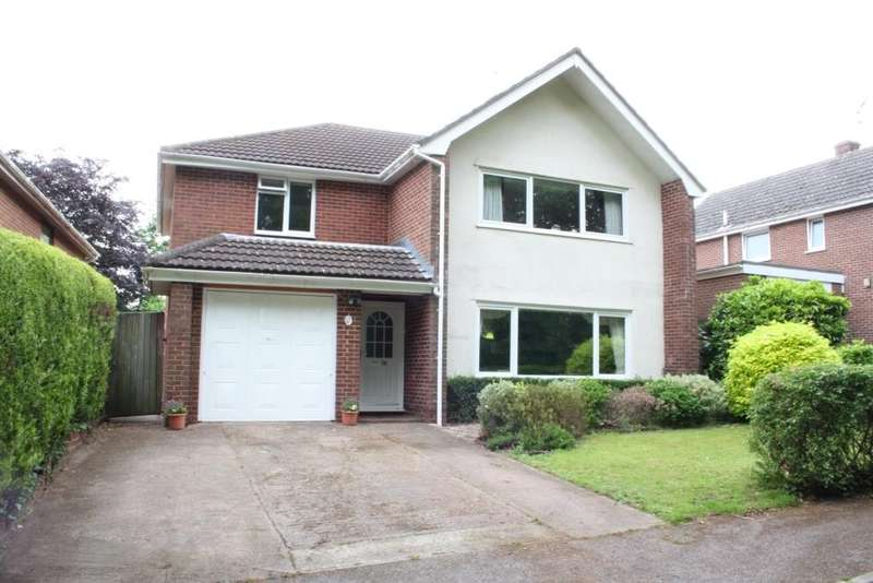 5 Bedrooms Detached House for sale in Woodbury