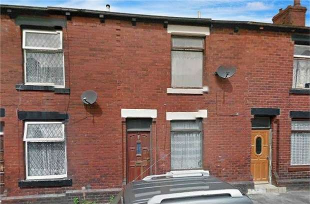 2 Bedrooms Terraced House for sale in Samson Street, Rochdale, Lancashire