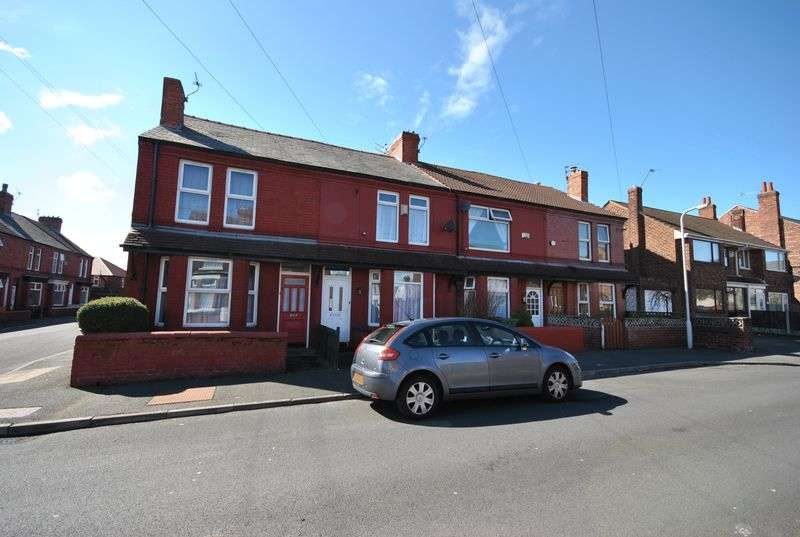 2 Bedrooms Terraced House for sale in The Grove, Wallasey