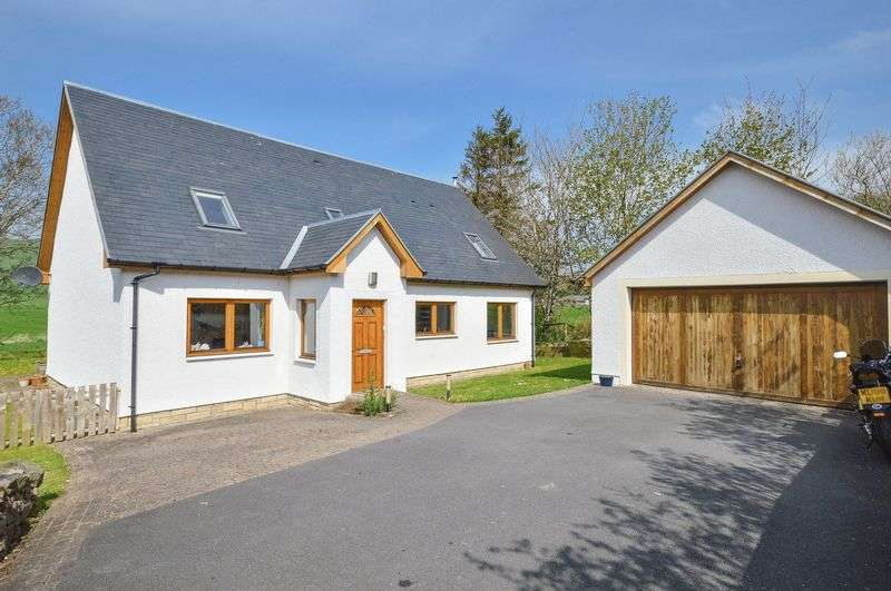 5 Bedrooms Detached House for sale in Meadow House, Blyth Farm Road, Blyth Bridge, West Linton EH46 7DG