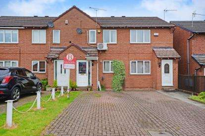 2 Bedrooms Terraced House for sale in Jordanthorpe Green, Sheffield, South Yorkshire