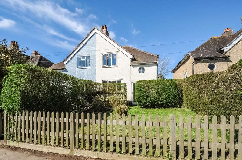 3 Bedrooms Semi Detached House for sale in Shotford Cottages, Selsey Road, Sidlesham, PO20
