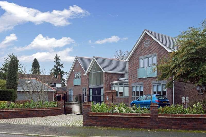 6 Bedrooms Detached House for sale in Wayside Gardens, Gerrards Cross, Buckinghamshire, SL9