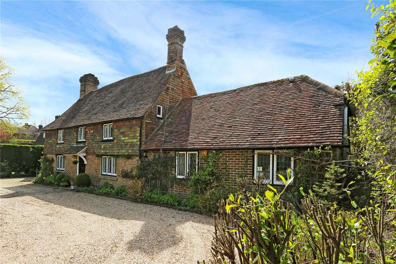 3 Bedrooms Detached House for sale in Broad Street, Cuckfield, West Sussex, RH17