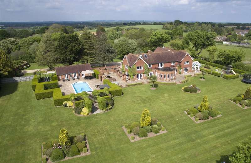 6 Bedrooms Detached House for sale in West End Lane, Henfield, West Sussex, BN5
