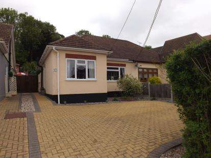 2 Bedrooms Bungalow for sale in Benfleet, Essex