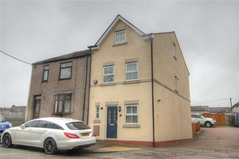 4 Bedrooms Semi Detached House for sale in Chapel Place, Coundon, Bishop Auckland, DL14